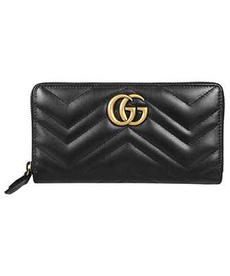 Gucci 443123 DTD1T GG MARMONT Wallet