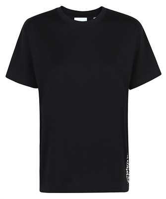 Burberry 8037291 COORDINATES PRINT COTTON OVERSIZED T-shirt