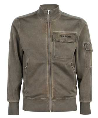 Palm Angels PMBD028S21FAB001 CARGO TRACK Jacket