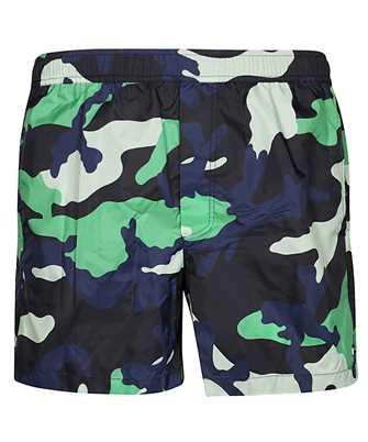 Valentino TV3UH028JEJ CAMOUFLAGE Swim shorts