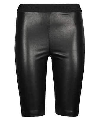 Karl Lagerfeld 201W1901 LEATHER Shorts