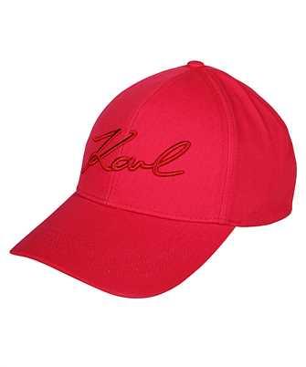 Karl Lagerfeld 205W3405 K/SIGNATURE Cap