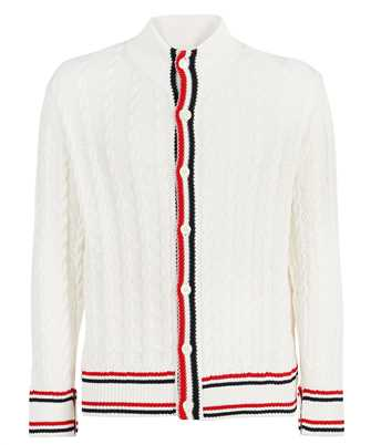 Thom Browne MKJ066A Y3017 HERITAGE CABLE RELAXED FIT Knit