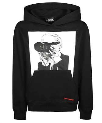 Karl Lagerfeld 200W18900 LEGEND Hoodie
