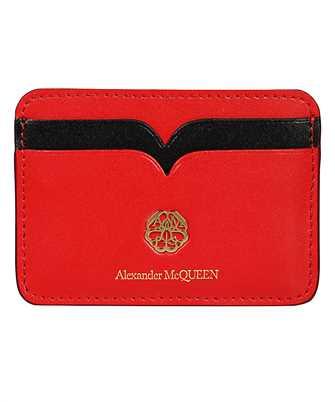 Alexander McQueen 610198 1CWDT SIGNATURE Card holder