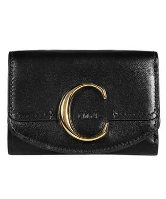 Chloé CHC19UP058A37 MINI TRI-FOLD Wallet