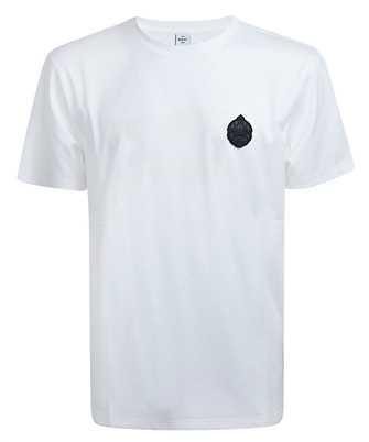 BERLUTI R18JRS48 001 CREST PATCH T-shirt