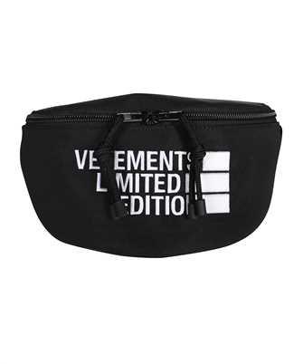 Vetements UE51BA200B LOGO LIMITED EDITION Belt bag