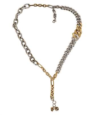 Alexander McQueen 660004 J160Z DOUBLE CHAIN Necklace