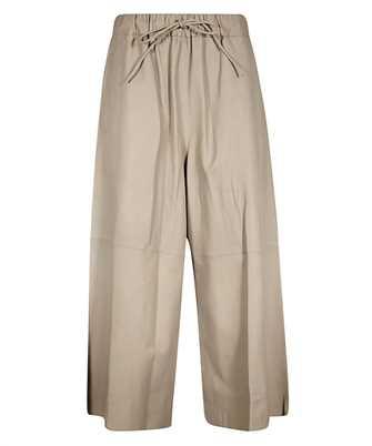 Yves Salomon 9EYP234XXAPXX LAMB LEATHER Trousers