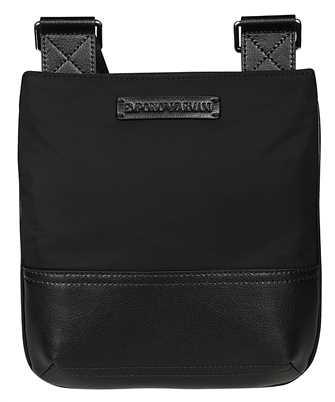 Emporio Armani Y4M234 YOB3E WOVEN MESSENGER Bag