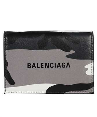 Balenciaga 594312 1CBI3 CASH MINI Wallet