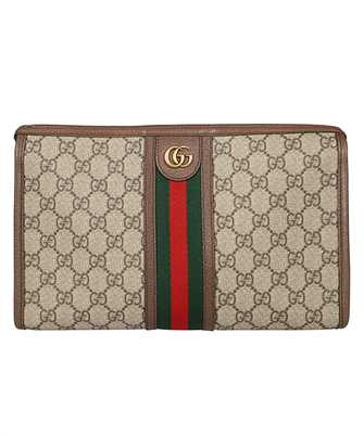 Gucci 598234 96IWT OPHIDIA GG Document case