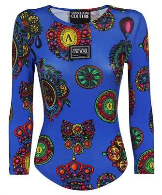 Versace Jeans Couture 71HAH216 JS011 FLUIDO PRINT T-shirt