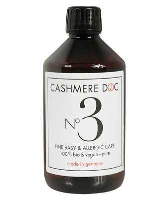 Cashmere Doc BABY&ALLERGIC 500 Detergent