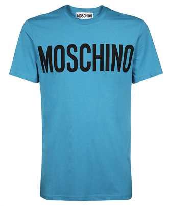 Moschino J 0705 7040 LOGO PRINT T-shirt