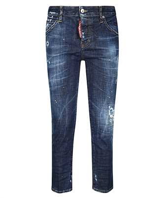 Dsquared2 S72LB0267 S30342 GIRL CROPPED Jeans