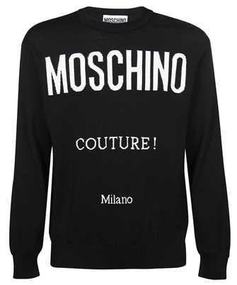 Moschino A 0906 5200 LOGO Knit