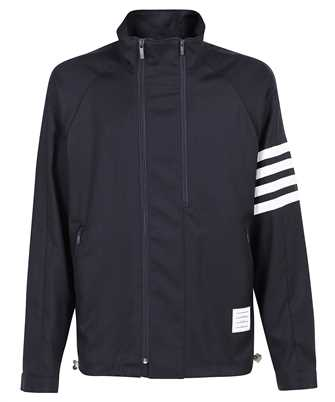Thom Browne MJO096A 00626 DOUBLE ZIP RAGLAN Jacket