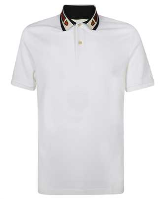 Gucci 545714 XJAGU WEB AND FELINE HEAD Polo
