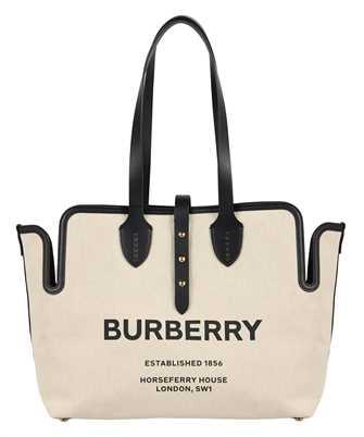 Burberry 8031318 THE MEDIUM SOFT COTTON CANVAS BELT Bag