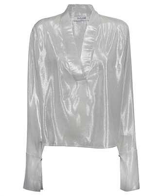 Danamè 8211D607 OVERSIZED CUFF DETAILED LAME Shirt