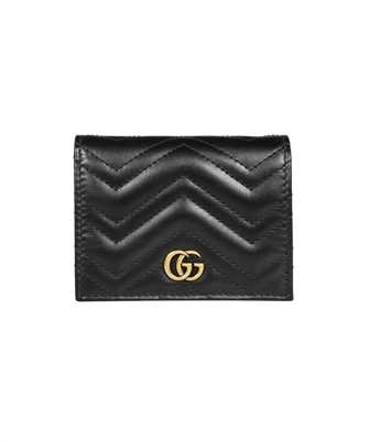 Gucci 466492 DTD1T GG MARMONT Card holder