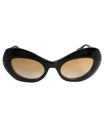 Gucci 663785 J0740 OVAL-FRAME Sunglasses