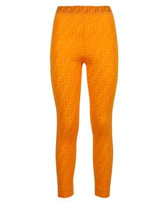 Fendi FAB174 AES4 FENDIRAMA FIT Trousers