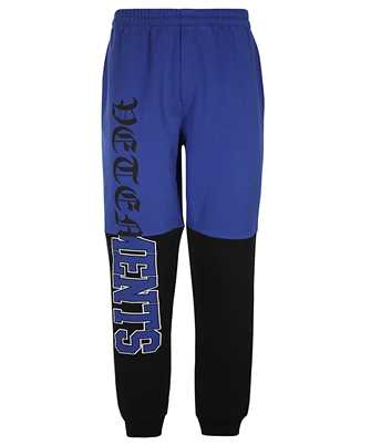 Vetements ME51PA980N HORIZONTAL CUT-UP LOGO Trousers