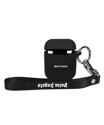 Palm Angels PMZA001E20PLA001 LOGO AIRPOD Bag