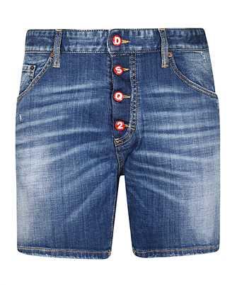 Dsquared2 S71MU0583 S30342 DAN COMMANDO Shorts