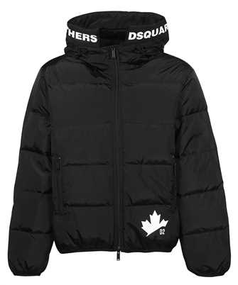 Dsquared2 S74AM1129 S53817 LEAF PUFFER Jacket
