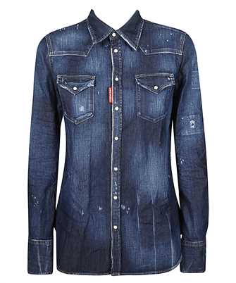 Dsquared2 S75DL0742 S30341 WESTERN Shirt