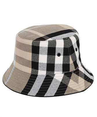 Burberry 8040530 CHECK COTTON JACQUARD BUCKET Hat