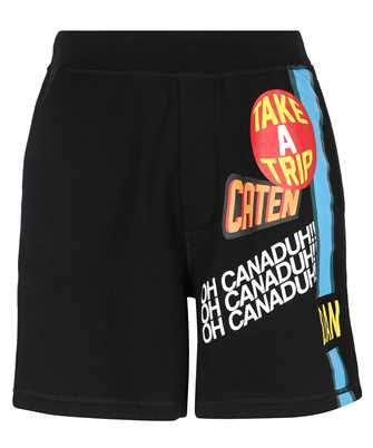Dsquared2 S74MU0635 S25042 TRAVELLER PATCH Shorts