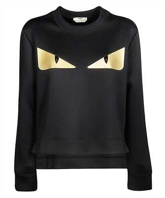 Fendi FAF089 A6MG FENDI WONDERS Sweatshirt
