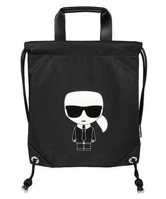 Karl Lagerfeld 205W3015 K/IKONIK FLAT Backpack