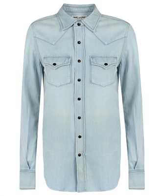 Saint Laurent 651160 Y24AB CLASSIC WESTERN Shirt