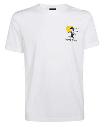 Paul Smith M2R-011R-AP1896 GONE FISHING T-shirt