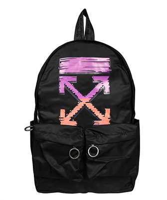 Off-White OMNB003R21FAB002 MARKER Backpack