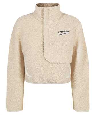 Off-White OWVL022F21FAB001 ATHL TEDDY Jacket