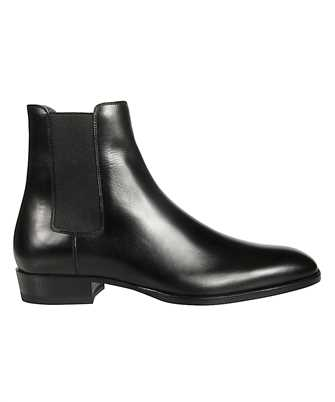 Saint Laurent 443208 AQS00 WYATT CHELSEA Boots