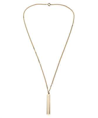 Vetements UE51NE100G POWDER Necklace