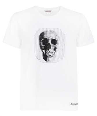 Alexander McQueen 666625 QRX88 SKULL T-shirt