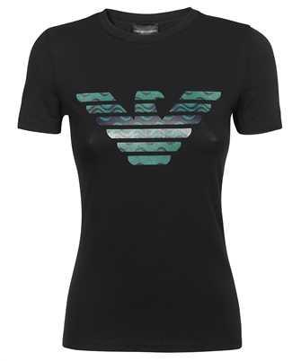 Emporio Armani 6K2T7N 2J07Z EAGLE PATTERN PRINT T-shirt