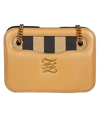 Fendi 8BT318 AAFG KARLIGRAPHY POCKET Bag