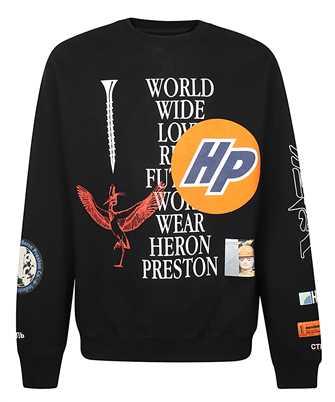 Heron Preston HMBA014F20JER002 COLLAGE Sweatshirt