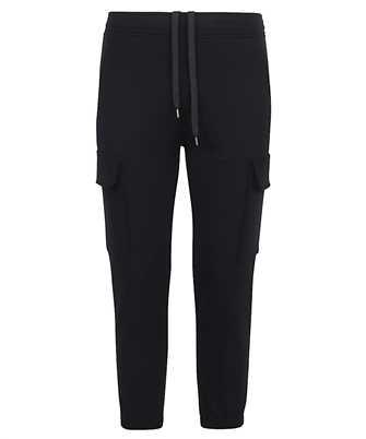 Neil Barrett PBJP234SH Q503 SKINNY LOW RISE CARGO Trousers