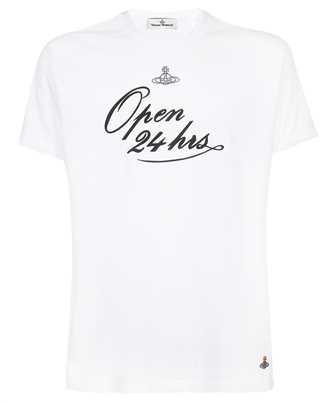 Vivienne Westwood 37010004 J001M GO 24 H CLASSIC T-shirt